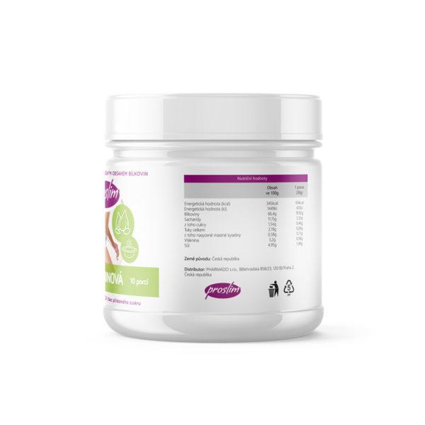 proteinová polévka - zeleninová - složení
