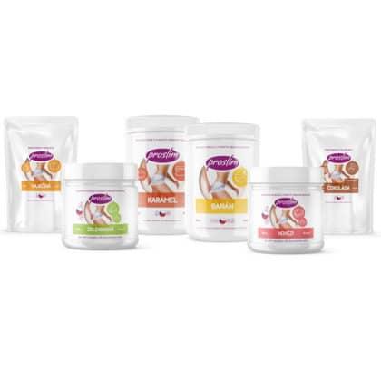 Proteinová keto dieta na 3 týdny - 105 + 10 porcí zdarma