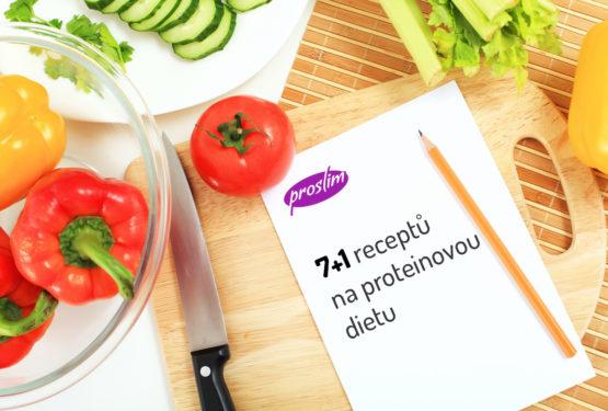 recepty - proteinová dieta