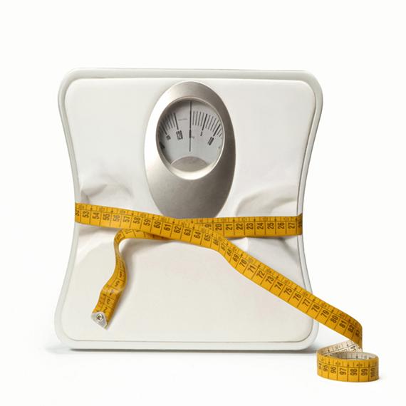 Váha - hubneme