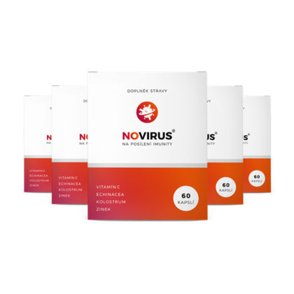 Novirus na podporu imunity
